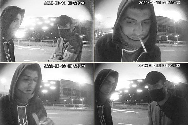 W³amali siê do auta, ukradli portfel i wyp³acili pieni±dze naprzeciwko Galerii Mokotów