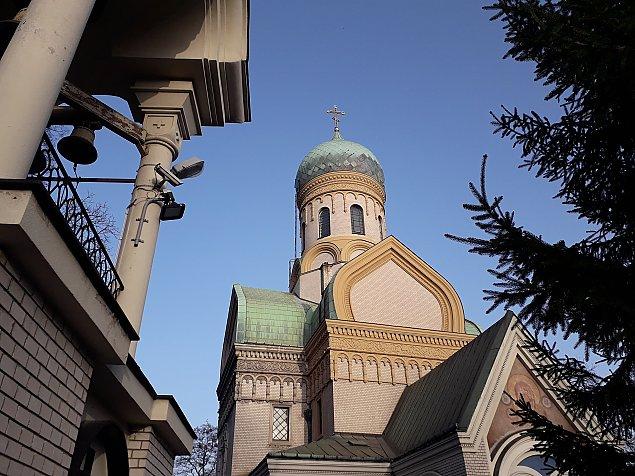 Imperialna Rosja i modna Europa w jednym. Cerkiew dum± Woli