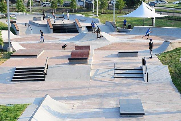 Wysyp skateparków w bud¿ecie obywatelskim Wawra. G³osowanie od 15 czerwca