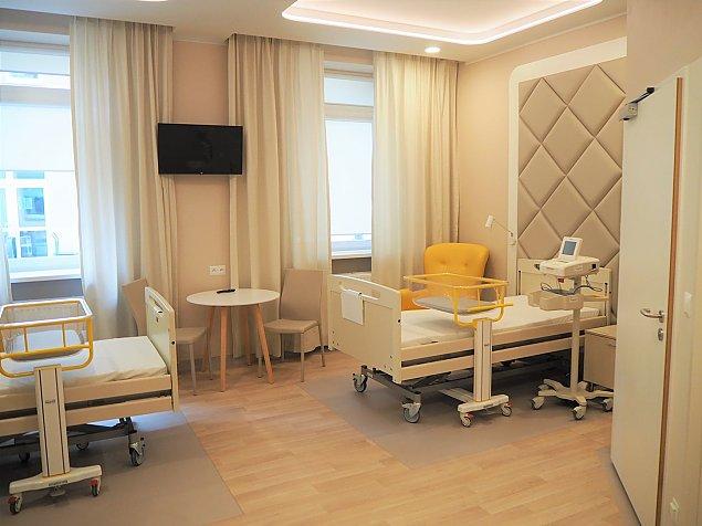 """Nowoczesna porodówka w Miêdzylesiu. """"Wprowadzi³a szpital w XXI wiek"""""""