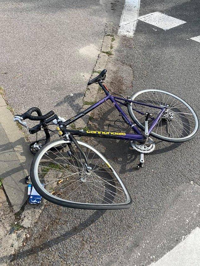 """Potr±ci³ rowerzystê i uciek³. """"Policja próbowa³a mnie sp³awiæ"""""""