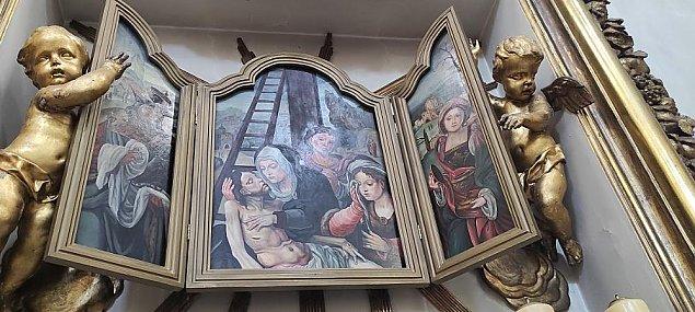 Mistrzostwo baroku w Warszawie. Ko¶ció³ na Czerniakowie nie zmieni³ siê od czterech wieków