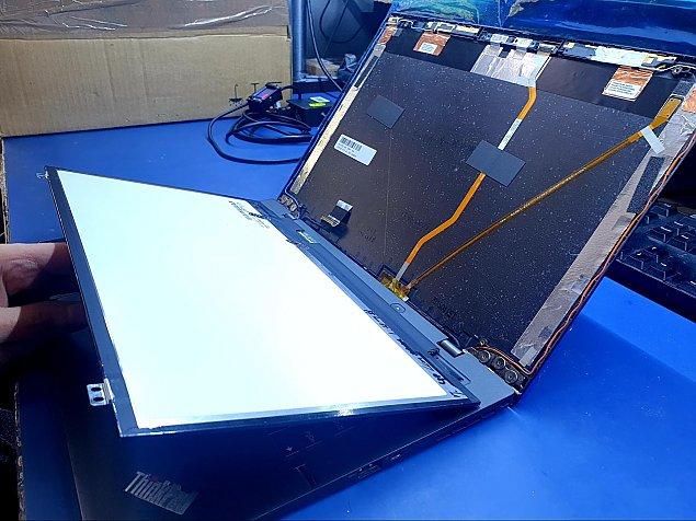 matryca laptopa