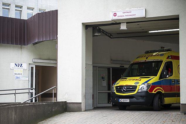 Rozbuduj± Szpital Czerniakowski. Inwestycja za 13 mln z³