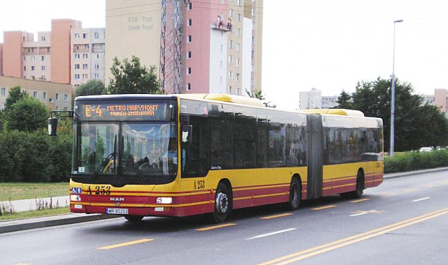 Ten autobus bi³ rekordy prêdko¶ci. By³ szybszy od metra