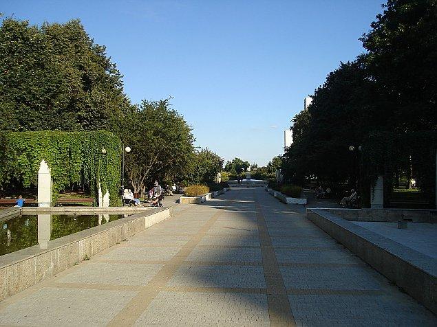 Droga rowerowa w parku Wiecha? Absurdalna odpowied¼ burmistrz Kwiatkowskiej