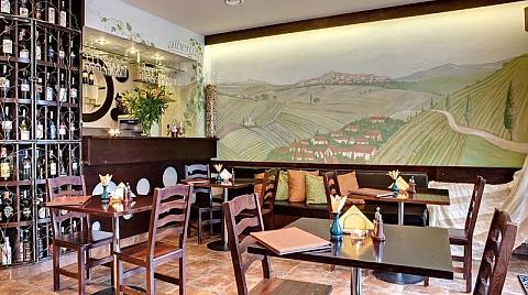 Albero - winiarnia i restauracja
