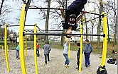 Treningi street workout'owe ju� na wiosn�!