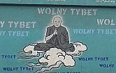 Pi�� lat tybeta�skich graffiti na Woli