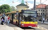 Komunikacja na Targ�wku po uruchomieniu metra