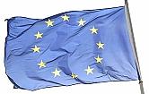 Europejska flaga a Matka Boska