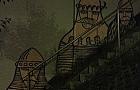 S�owia�scy wojowie pod mostem. Kogo chroni�?
