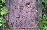 Zapomniany cmentarz na K�pie Tarchomi�skiej