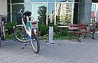 Stacje naprawy rower�w stan�y na Bemowie