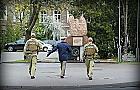 Oficer BOR znaleziony martwy w Z�bkach