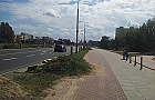 Droga rowerowa na �wiatowida... zaros�a!