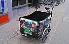Wypo�yczalnia rower�w cargo: od razu zniszczenia