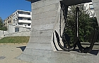 Zawi�a symbolika skweru na Malborskiej