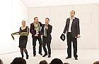 Kabaret Moralnego Niepokoju wyst�pi w Wawrze