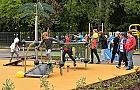 Nowy plac zabaw w Falenicy ju� otwarty!