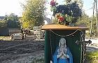 Matka Boska w�r�d bud�w i remont�w