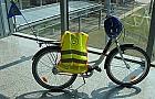 Najwi�cej rowerzyst�w jest na M�ocinach