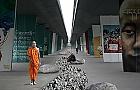 Rondo Tybetu wzbogaci si� o rze�b�