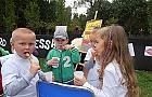 Przedszkolaki z dw�jki rekordzistami Guinnessa!