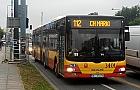 Jaki los czeka autobusy 112 i 184?