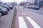 �cie�ka dla rower�w zniknie z Podczaszy�skiego
