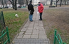 Chodnik na M�ynarskiej ma 40 lat. Czas go odm�odzi�