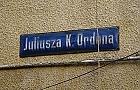 Ordona. Dwie wersje nazwy ulicy