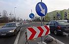 �widerska/Mehoffera: Poprawiono dojazd do mostu i tak ju� zostanie