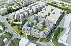Olbrzymie osiedle w budowie na bliskiej-dalekiej Woli