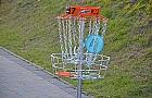 Boisko do disc golfa: niecodzienny pomys� dla Tarchomina