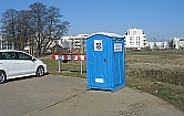 Zbudujmy toalet� w parku na Magicznej