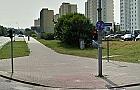 280 metr�w dla rowerzyst�w na Tarchominie