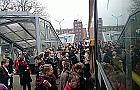 Na stacji metra Wawrzyszew zgin�� cz�owiek