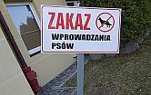Zakazy wyprowadzania ps�w na trawniki s� nielegalne