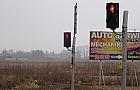 Lazurowa przy Cz�uchowskiej: dla pieszych non-stop czerwone