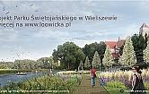Wieliszew projektuje park �wi�toja�ski - tu� na jeziorem!