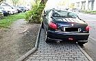 Or�y parkowania opanowa�y Soko�owsk�