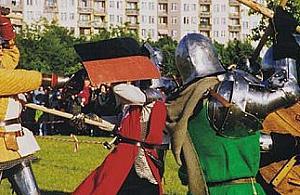 VIII Ogólnopolski Turniej Rycerski