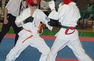 M³odzi karatecy