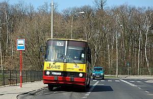 Dlaczego autobus nie doje�d�a?