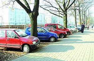 Parkingowy horror