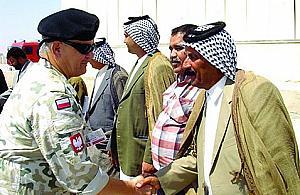 Nasi w Iraku