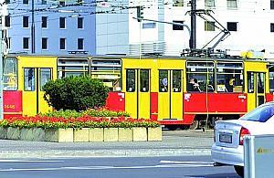 Wolsk� tramwajem? Zapomnij!