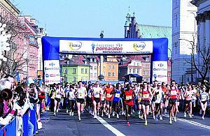 Wystartuj w maratonie