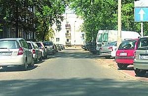 Parkingowy marazm